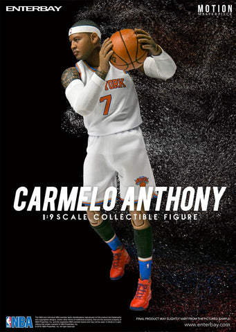 Enterbay Motion Masterpiece: NBA Collection - Carmelo Anthony 1/9 scale figurine