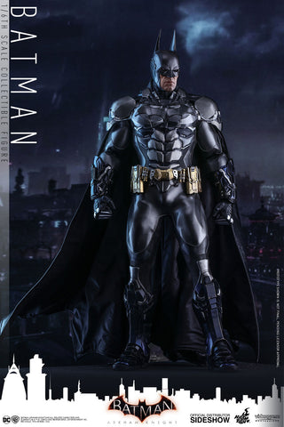 "Hot Toys ""Batman: Arkham Asylum""  Batman 1/6 Figure"