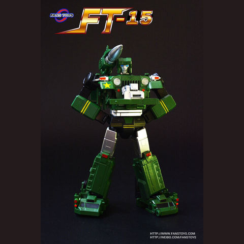 "Fans Toys FT-15 Willis  ""Hound"""