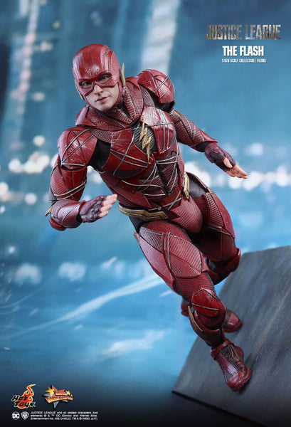 "Hot Toys ""Justice League"" The Flash 1/6 Figure"