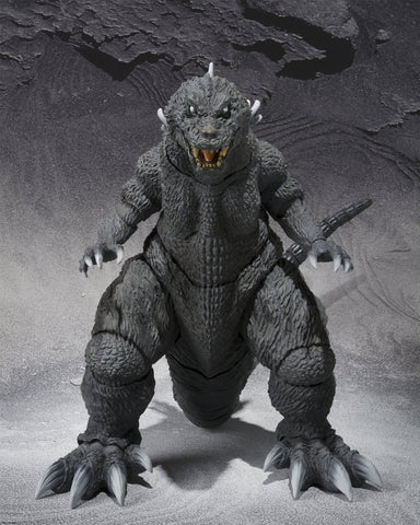 "S.H.MonsterArts: Godzilla 2001 ""GMK"" by Bandai"