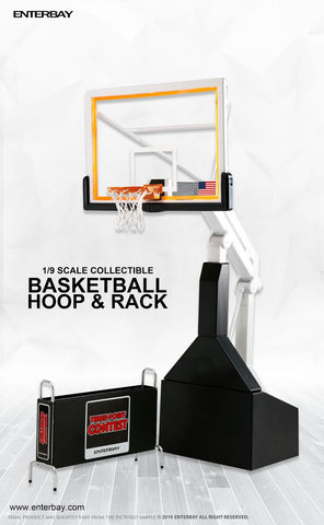 Enterbay Motion Masterpiece: NBA Collection - 1/9 scale Basketball Hoop
