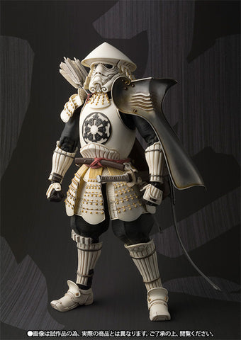 "Meisho Movie Realization: Yumi Ashigaru Storm Trooper ""Star Wars"" by Bandai"