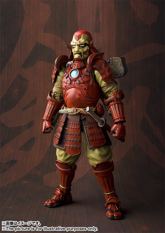 "Meisho Manga Realization: Samurai Iron Man Mark 3 ""Star Wars"" by Bandai"
