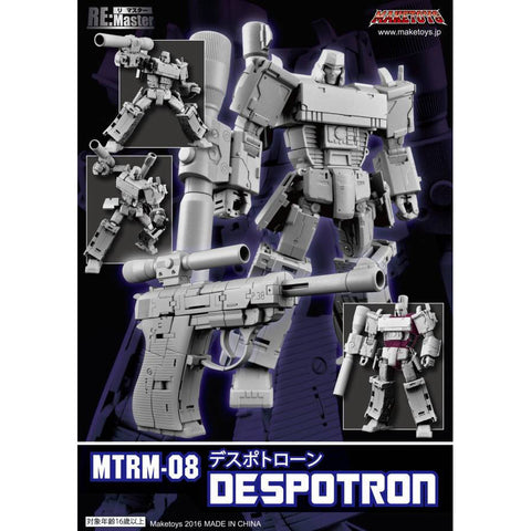 MakeToys Re:Master MTRM08 Despotron