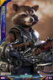 "Hot Toys ""Guardians of the Galaxy Vol 2"" Rocket Deluxe Version 1/6 Figure"