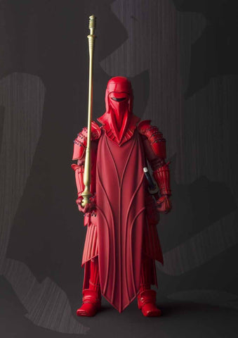 "Meisho Movie Realization: Akazonae Royal Guard ""Star Wars"" by Bandai"