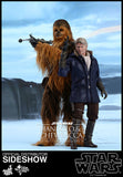 "Hot Toys ""Star Wars: The Force Awakens"" Han Solo & Chewbacca 1/6 Figure"