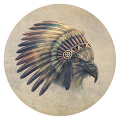 Eagle Chief #1 by Terry Fan
