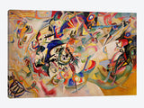 Composition VII by Wassily Kandinsky Canvas Print 26