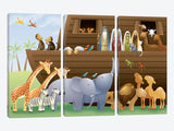 Noah's Ark Canvas Print 60