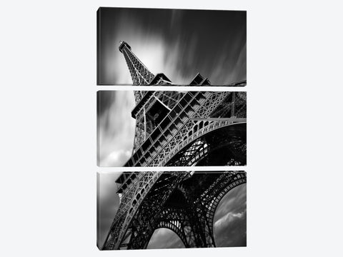"Eiffel Tower by PhotoINC Studio Canvas Print 26"" L x 40"" H x 0.75"" D"