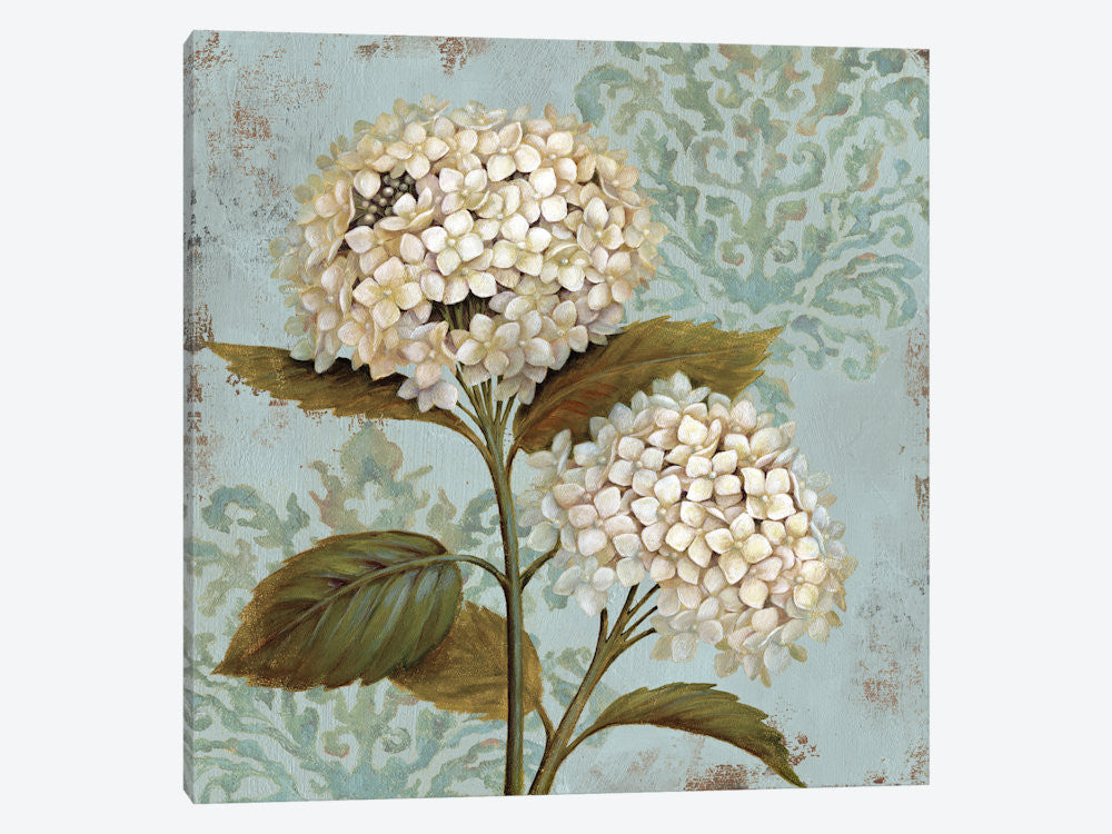 "Ornament by Daphne Brissonnet Canvas Print 26"" L x 26"" H x 0.75"" D - eWallArt"