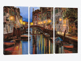Alba a Venezia by Guido Borelli Canvas Print 60