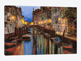 Alba a Venezia by Guido Borelli Canvas Print 26