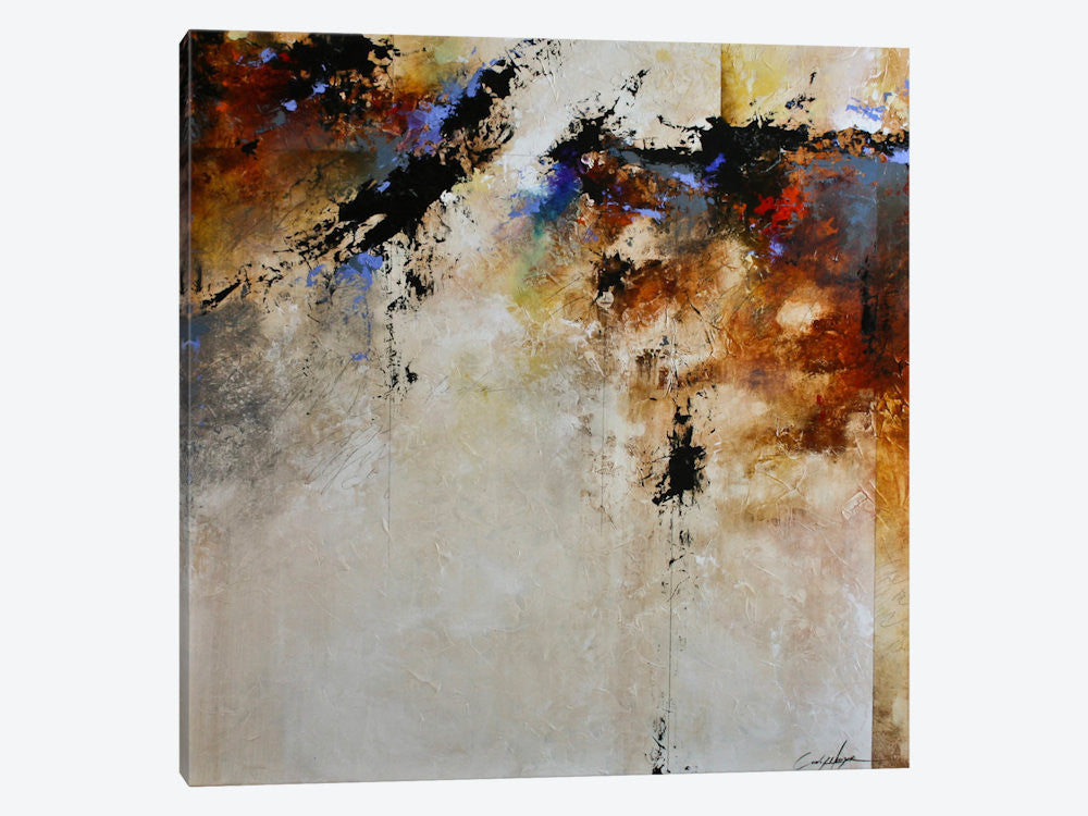 "Fallen Light by CH Studios  Canvas Print 37"" L x 37"" H x 0.75"" D - eWallArt"