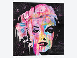 Marilyn Monroe by Dean Russo Canvas Print 26