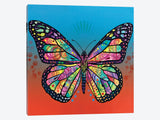 The Butterfly by Dean Russo Canvas Print 26
