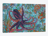 Octupus by Ebova Canvas Print 40