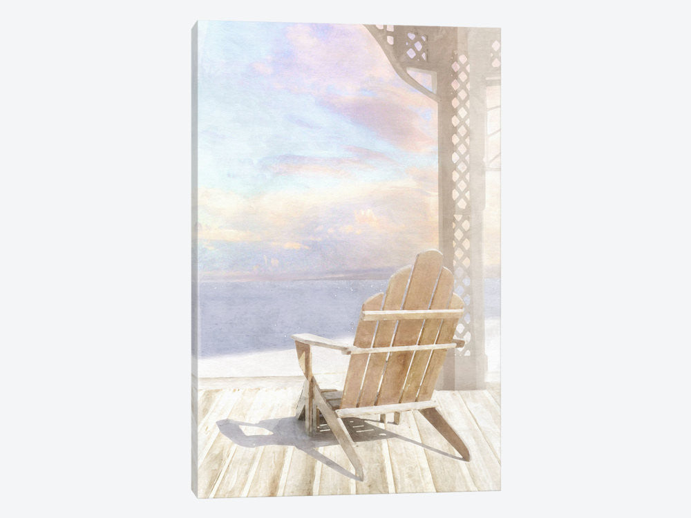 "The Golden Hour by Noah Bay Canvas Print 18"" L x 26"" H x 0.75"" D - eWallArt"