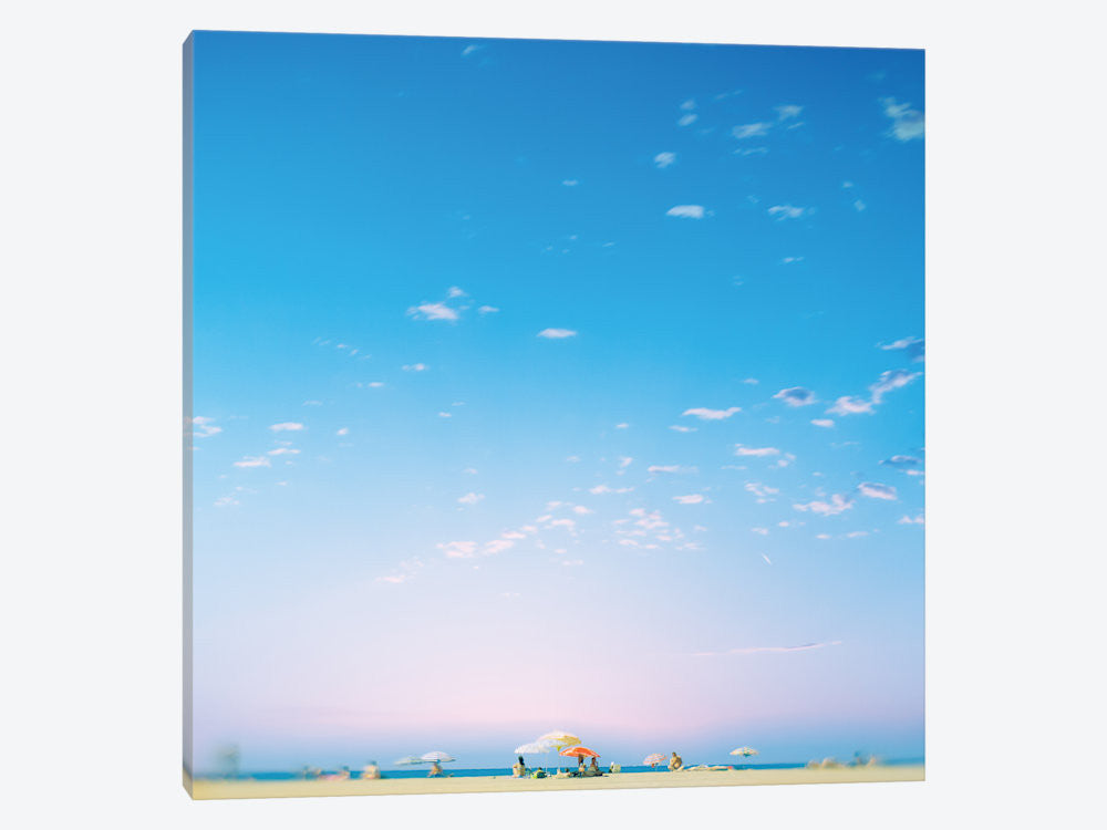 "Summer Air by Joanna Pechman Canvas Print 26"" L x 26"" H x 0.75"" D - eWallArt"
