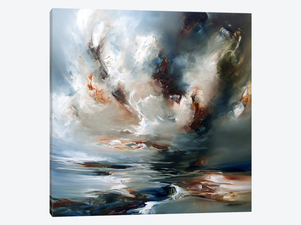 "Heaven's Place by J.A Art Canvas Print 37"" L x 37"" H x 0.75"" D - eWallArt"