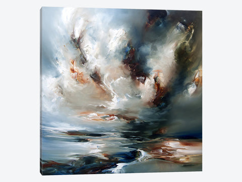 "Lighthouse Dream  by Silvia Vassileva Canvas Print 37"" L x 37"" H x 0.75"" D"