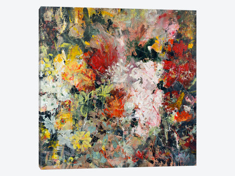 "Love Vigil by Julian Spencer Canvas Print 37"" L x 37"" H x 0.75"" D"