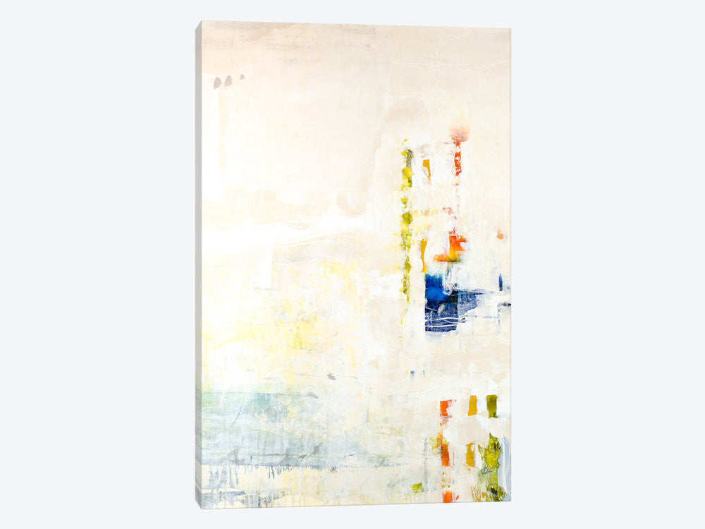 "Serenity I by Julian Spencer Canvas Print 18"" L x 26"" H x 0.75"" D - eWallArt"