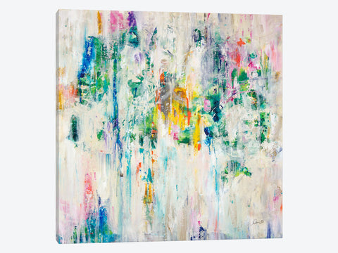 "Luxe Galaxy by Julian Spencer Canvas Print 40"" L x 26"" H x 0.75"" D"