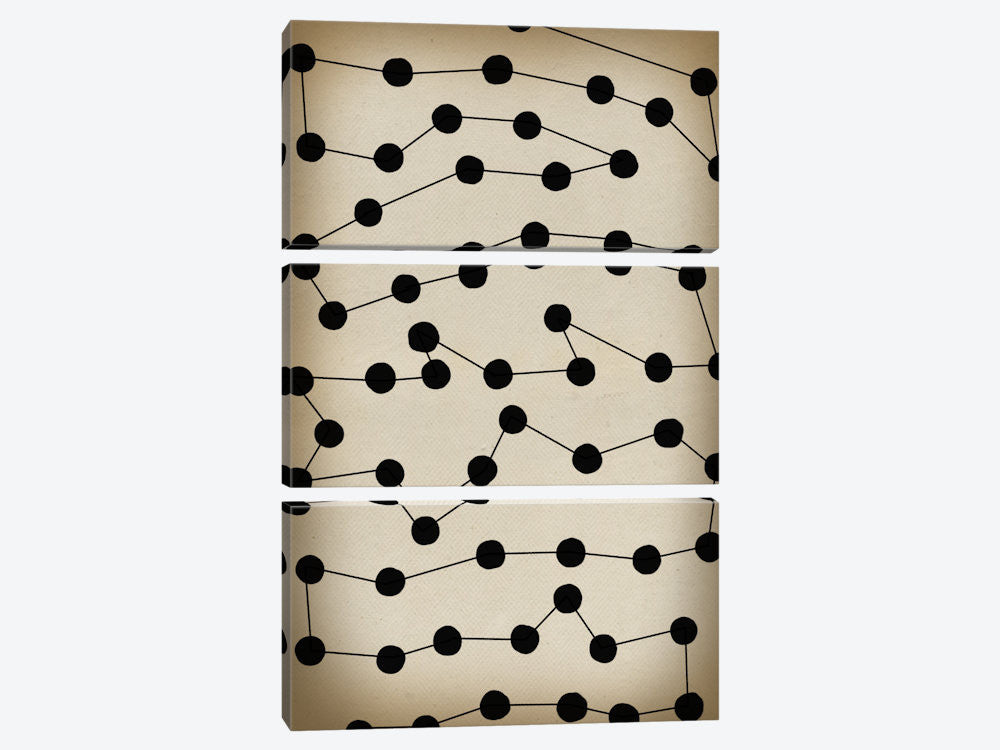 "Modern Art  Accumulation by 5by5collective Canvas Print 40"" L x 60"" H x 0.75"" D - eWallArt"