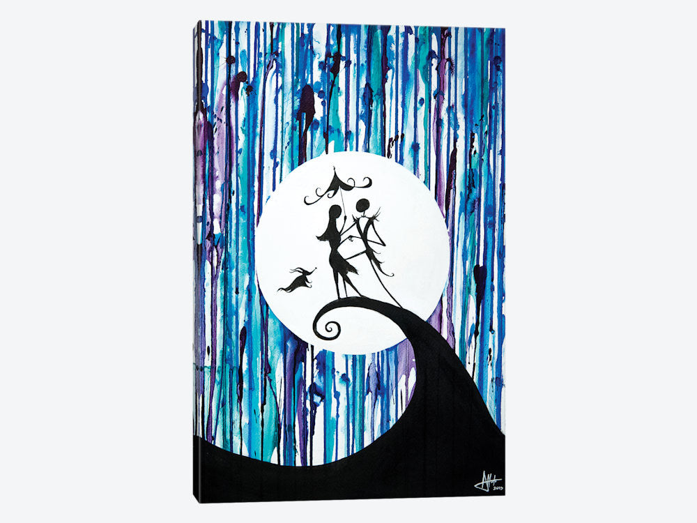 "Something In The Air by Marc Allante Canvas Print 18"" L x 26"" H x 0.75"" D - eWallArt"