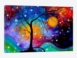 Winter Sparkle by Megan Duncanson Canvas Print 26