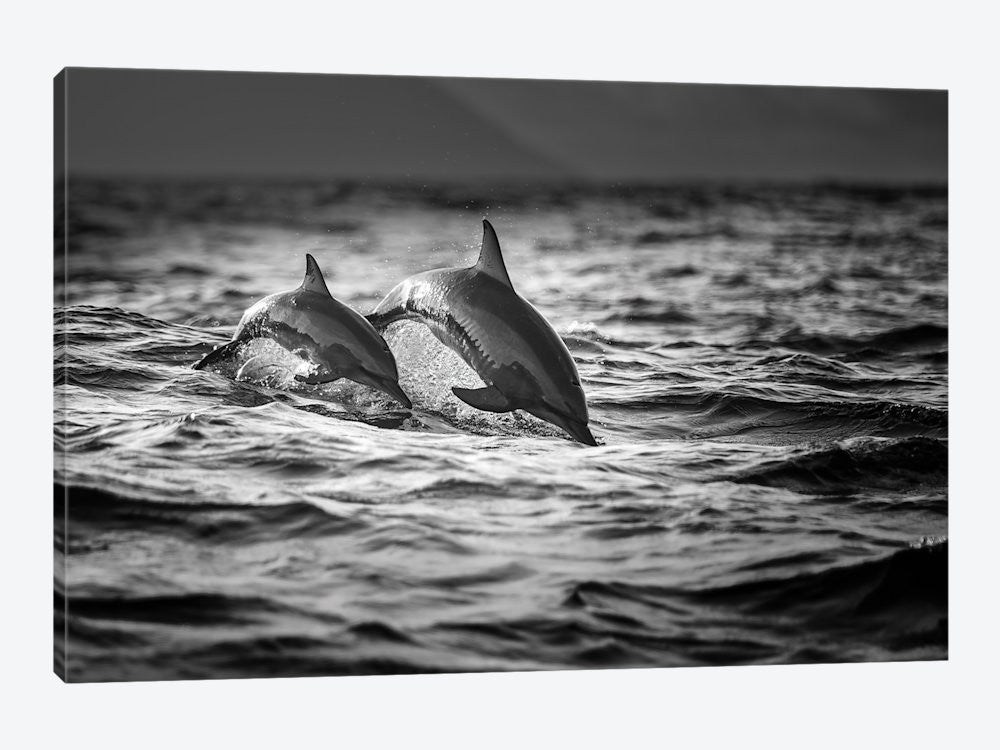 "The Mother And The Baby by Gunarto Song Canvas Print 26"" L x 18"" H x 0.75"" D - eWallArt"