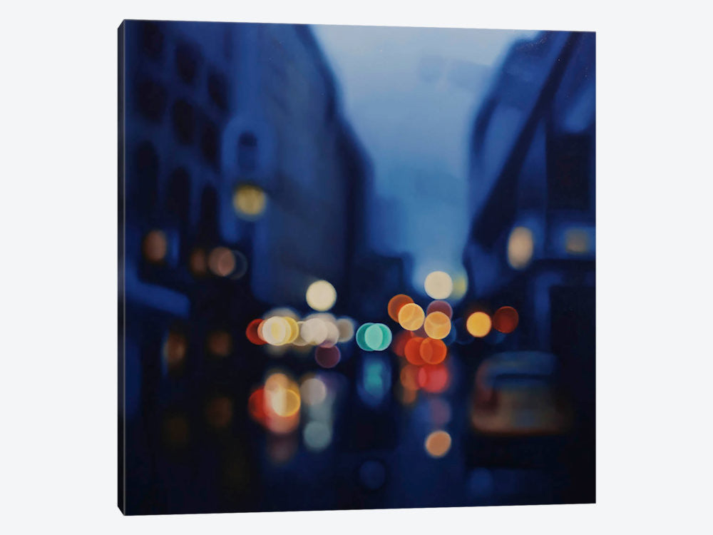"Dawn by Philip Barlow Canvas Print 37"" L x 37"" H x 0.75"" D - eWallArt"
