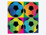 Ball FourSoccer by Wild Apple Portfolio Canvas Print 26