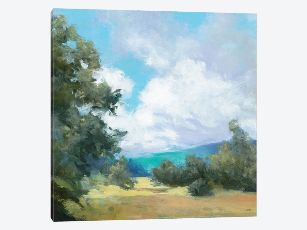 "Hedgerow I  by Julia Purinton Canvas Print 37"" L x 37"" H x 0.75"" D - eWallArt"