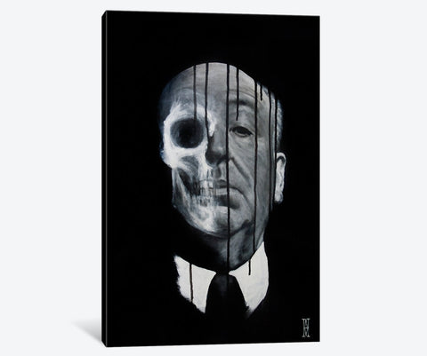 "Don by Hillary White Canvas Print 18"" L x 26"" H x 0.75"" D"