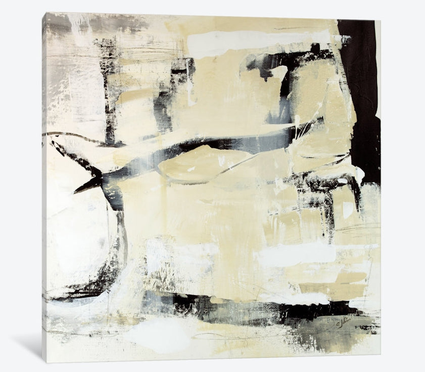 "Pieces II by Julian Spencer Canvas Print 37"" L x 37"" H x 0.75"""