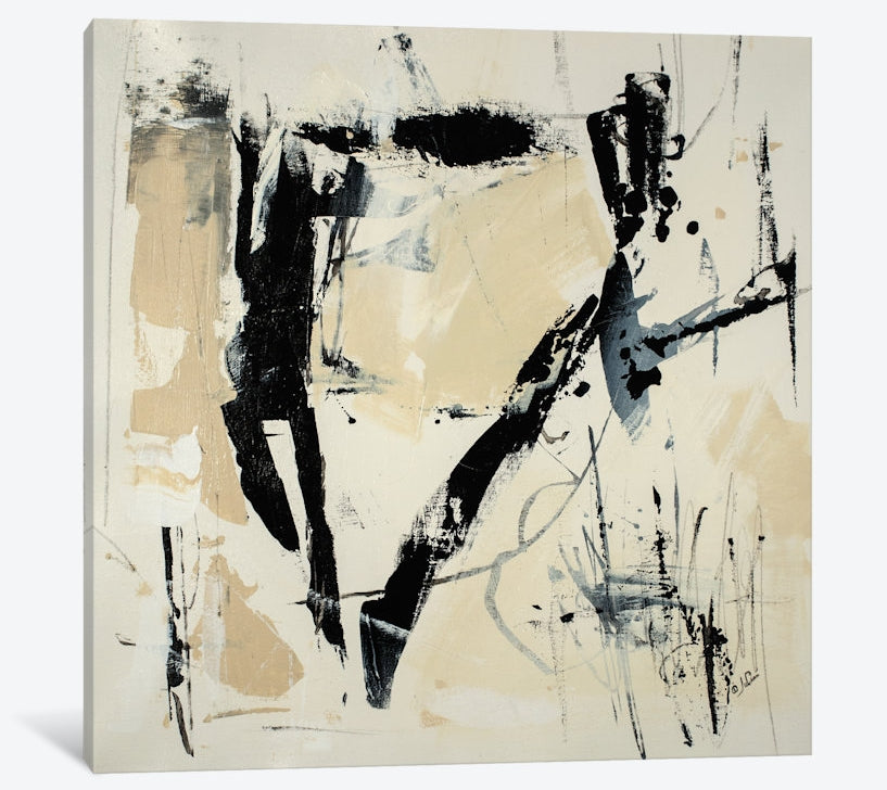 "Pieces III by Julian Spencer Canvas Print 26"" L x 26"" H x 0.75"" D"