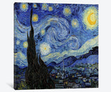 The Starry Night Canvas Print 26