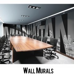 Wall Murals Large Format