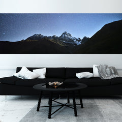 Starry Night Adhesive Panel Print