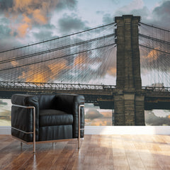 Brooklyn Bridge Mural