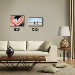 Create Your Own Landscape Canvas Print