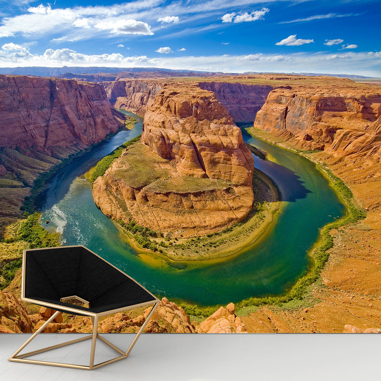 Horseshoe Bend Mural