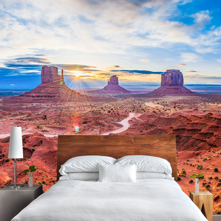 Monument Valley Mural