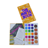 The Matte Book Palette