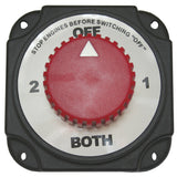 Battery Selector Switch Extra Heavy Duty 12 Volt or 24 Volt High Amp Rating New