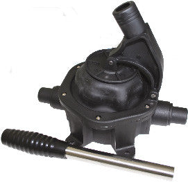 BOAT BILGE PUMP 55LPM HEAVY DUTY VERSION MANUAL BACKUP PUMP